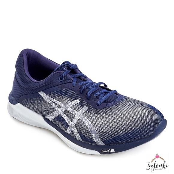 Nowe Produkty sprzedaż online na wyprzedaży 🆕 ASICS Fuzex Rush Mens Running Shoes
